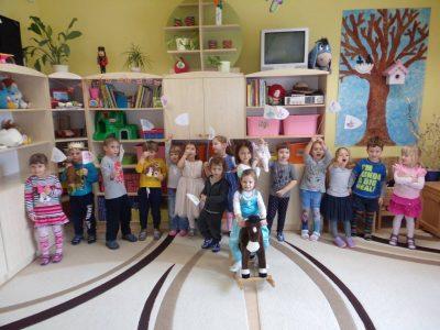 Hercegnők és Lovagok hete a Pillangó csoportban